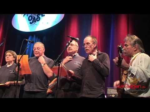 Hohlkehlchen - Kehlkopflosenchor - feat. Falconz Blues Band