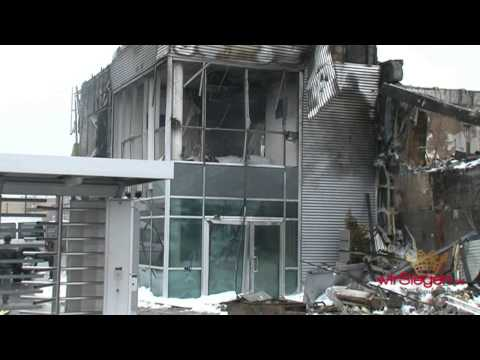 Nachtrag zu dem Großbrand in Erndtebrück-Schameder