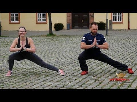 Rudelturnen - das Siegener Sommerworkout geht in die zweite Runde (Siegen/NRW)