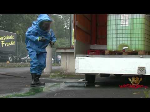 Kreuztal: 150 Einsatzkräfte an Feuerwehr Übung beteiligt