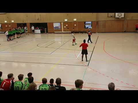 Siebenmeterwerfen beim Turnier in Soest