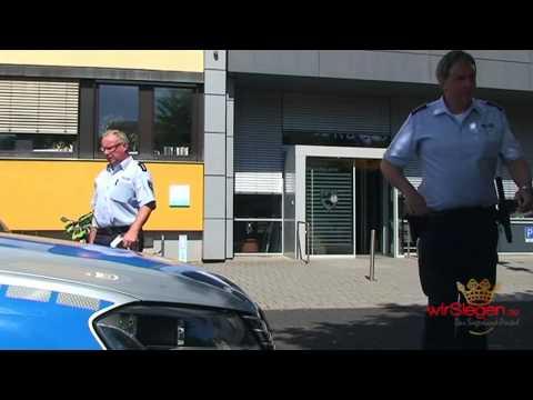 Jobcenter in Netphen bedroht – Frau verdächtig