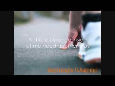 Shepherd's Warning - Run For My Life +Lyrics