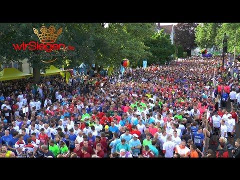 Gigantisch! 9.000 Teilnehmer beim 13. AOK Firmenlauf
