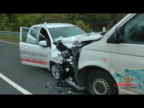Dillenburg-Frohnhausen: 24-Jährige durch Verkehrsunfall an Unfallstelle verstorben