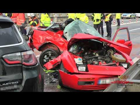 Tödlicher Verkehrsunfall nach missglücktem Überholvorgang