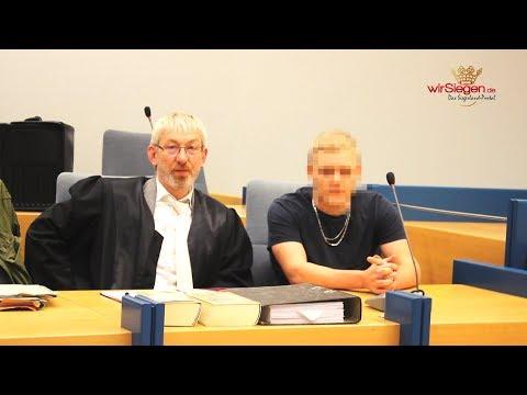 Versuchter Mord! 30-Jähriger vor Schwurgericht angeklagt (Siegen/NRW)