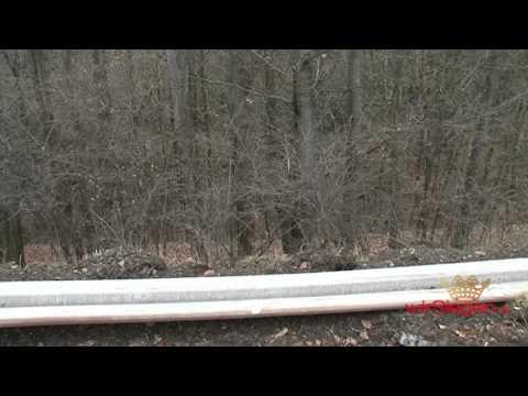LKW Unfall hinter Rastplatz Siegerland Ost / A45