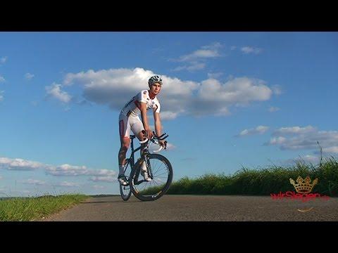 Extremradsportler Lukas Klöckner 830 Kilometer non-stop für den guten Zweck unterwegs