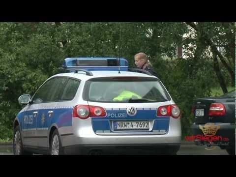 Familienstreit eskaliert: 2 Polizeibeamte verletzt
