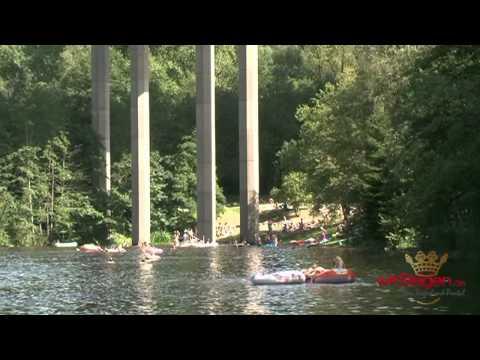 Der wärmste Tag des Jahres 2012 in Siegen