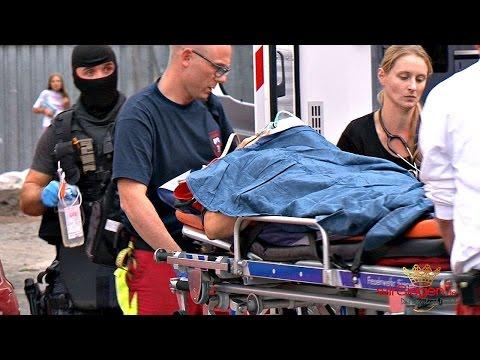 SEK-Einsatz: Spezialeinsatzkräfte nehmen mutmaßlichen Schützen fest (Siegen/NRW)