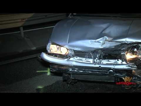 Hüttentalstraße: Nach überholen Unfall - 1 Person verletzt