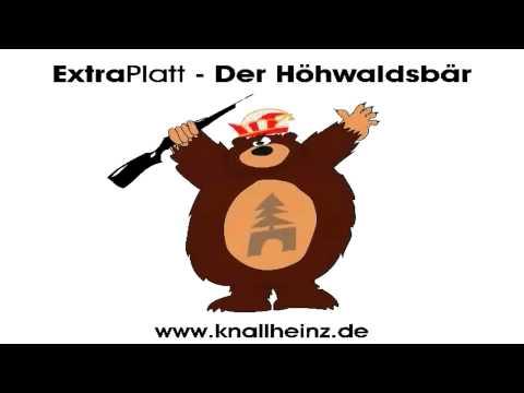 ExtraPlatt - Der Höhwaldsbär