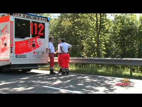 Hilchenbach: Frontalzusammenstoß - 3 Verletzte
