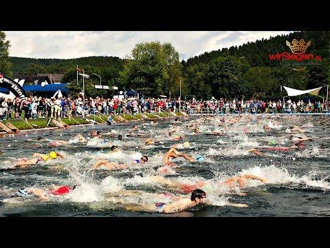 Kindelsberg-Triathlon des TuS Müsen ein voller Erfolg (Hilchenbach-Müsen/NRW)