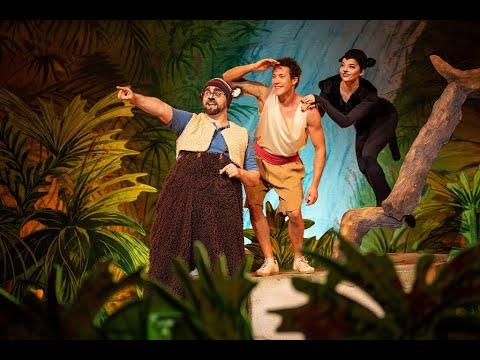 Dschungelbuch - das Musical | Trailer | Theater Liberi
