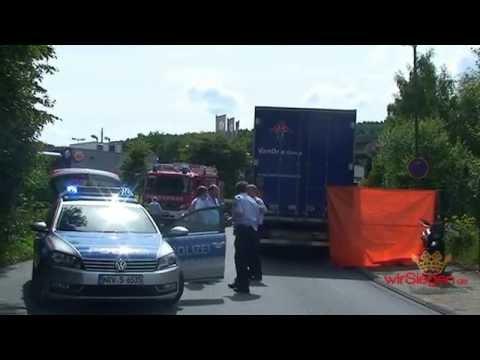 Motorradunfall mit tödlichem Ausgang für 16-Jährigen
