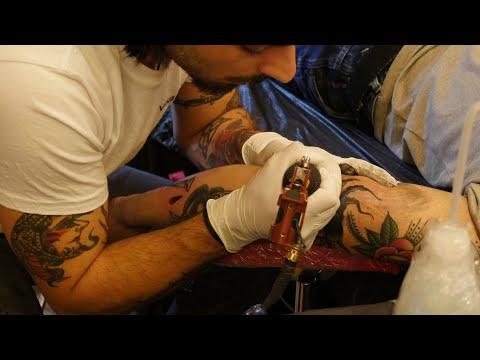 Die Tattoo Tattaa lockte viele Besucher in den Leonhard-Gläser Saal der Siegerlandhalle