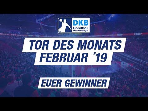 """""""Tor des Monats"""" im Februar: Der Improvisationskünstler"""
