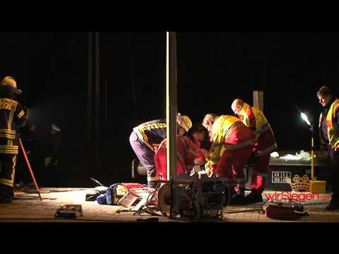 Frau von Zug erfasst – schwer verletzt