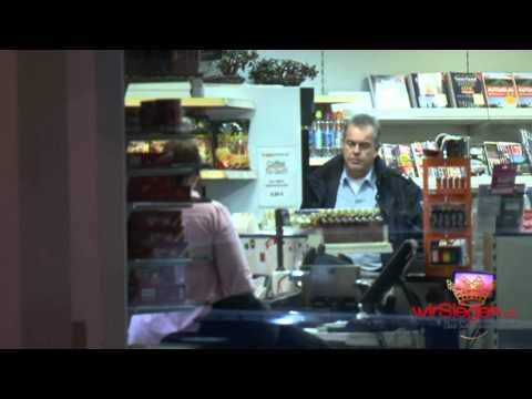 Geisweid: Bewaffneter Täter überfällt Tankstelle