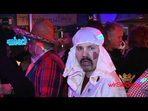AWO Karneval-Party im Oberbayern in Kreuztal Ferndorf