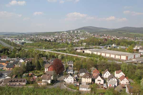 Osterspaziergang in Kreuztal