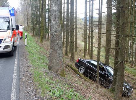 Unfall bad berleburg aue
