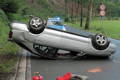 Unfall B62 Heute