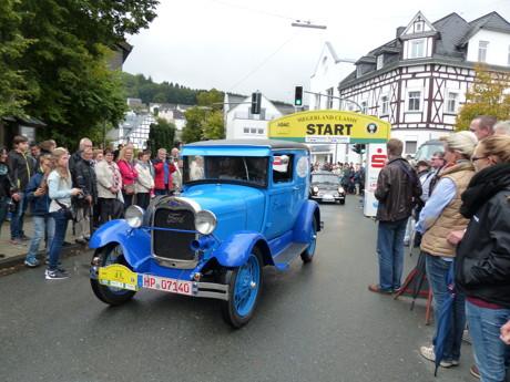 Die bereits neunte Auflage der ADAC Siegerland Classic startet am 30. August in Wilnsdorf und endet beim Museumsfest in Burbach.