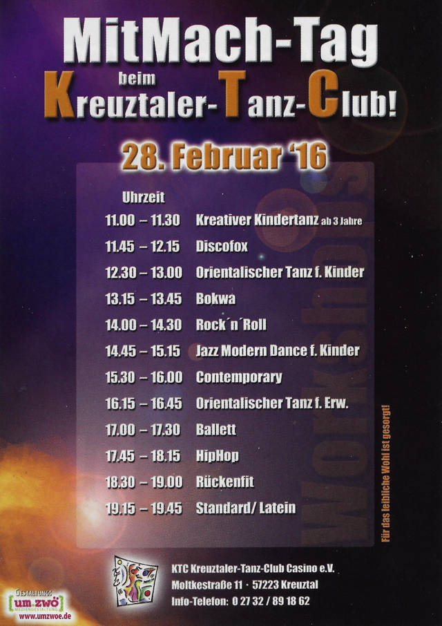 Kreuztaler Tanzclub Casino