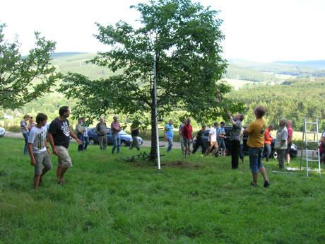 Da das Interesse am Obstbaumschnittkurs groß und die Teilnehmerzahl begrenzt ist, wird um eine Anmeldung gebeten. (Foto: Gemeinde Neunkirchen)