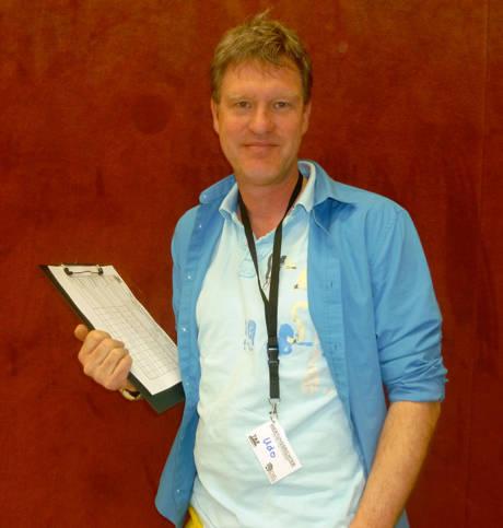HipHop-Trainer Udo Ossenbühl vom Tanzkreis Siegen wurde erneut zum Wertungsrichter bei einem hochrangigem Wettbewerb berufen. (Foto: Tanzkreis)