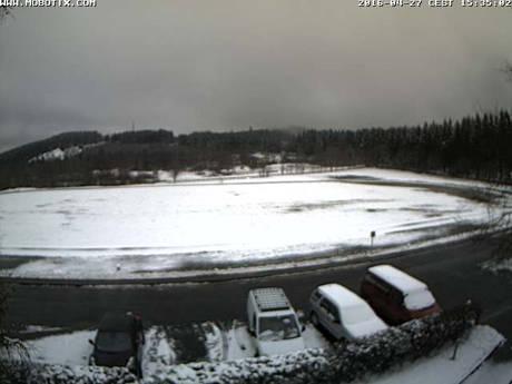 Dieses aktuelle Bild zeigt die Webcam am Giller. Foto: Stadtverwaltung
