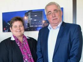 2015-10-07_Siegen_Tanja-Wagener-und-Falk-Heinrichs_Foto_SPD