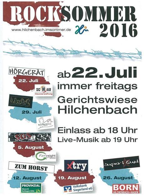 2016-07-15_Hilchenbach_Plakat Rocksommer