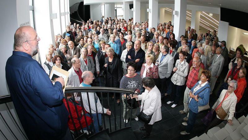 Theaterführung (nicht nur) für Erstsemester (Foto: René Achenbach)