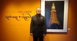 Thomas Kellner lud in die renommierten Verve Gallery in Santa Fe (Foto: privat)