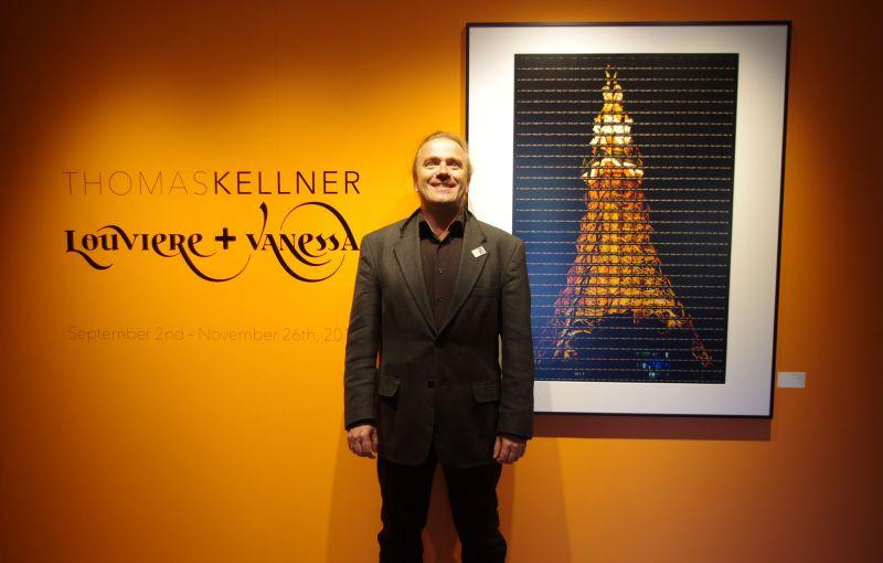 Thomas Kellner lud in die renommierten Verve Gallery in Santa Fe (Foto: privat)