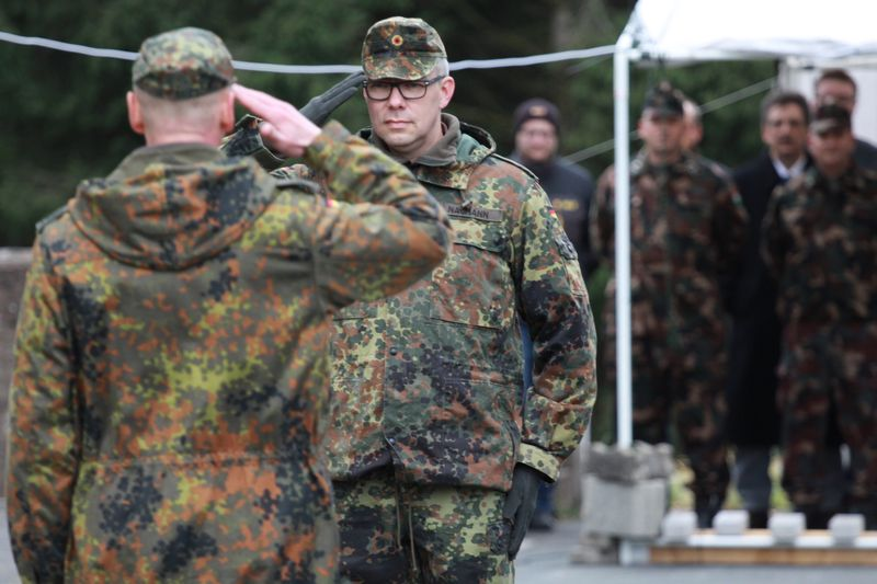 Oberstleutnant Mirko Naumann übernimmt die Führung der Einsatzführungsausbildungsinspektion 23