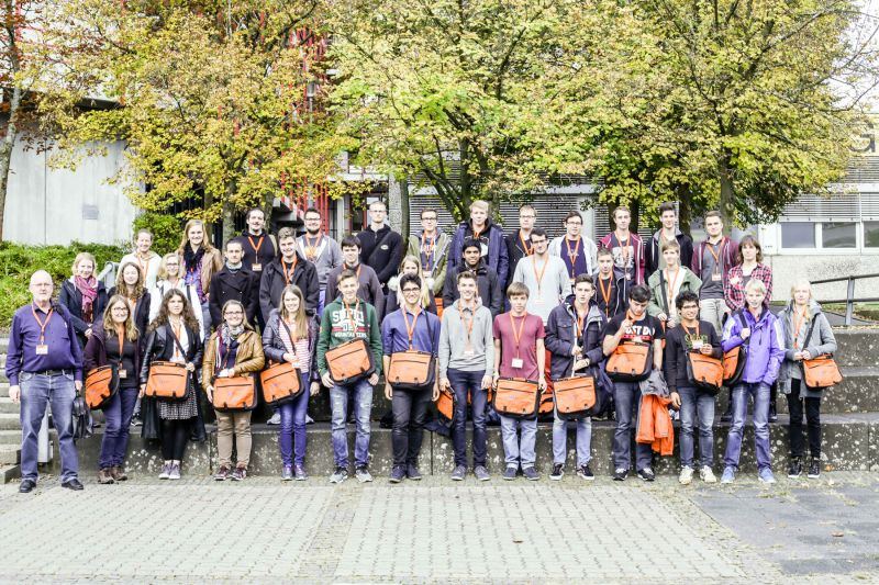 """Uni live"" in der ""Autumn School"" (Foto: Uni)"