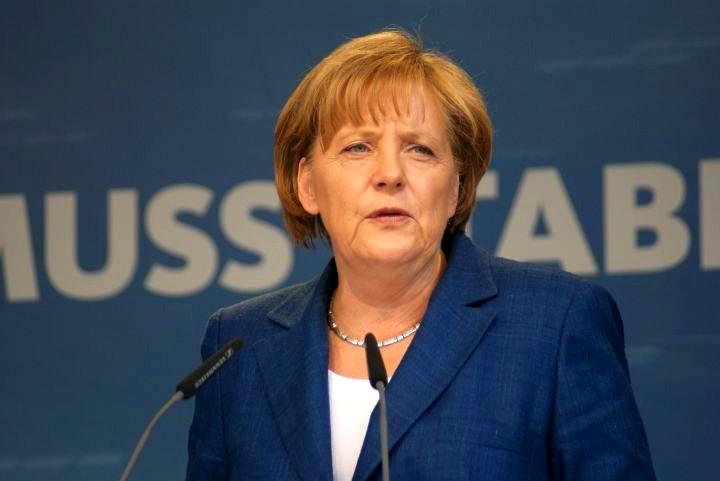 Angela Merkel will es noch einmal wissen! (Archivbild: Kay-Helge Hercher)
