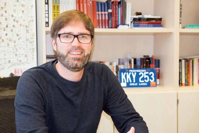 Dr. Daniel Stein, Amerikanistik-Professor an der Universität Siegen (Foto: Uni)