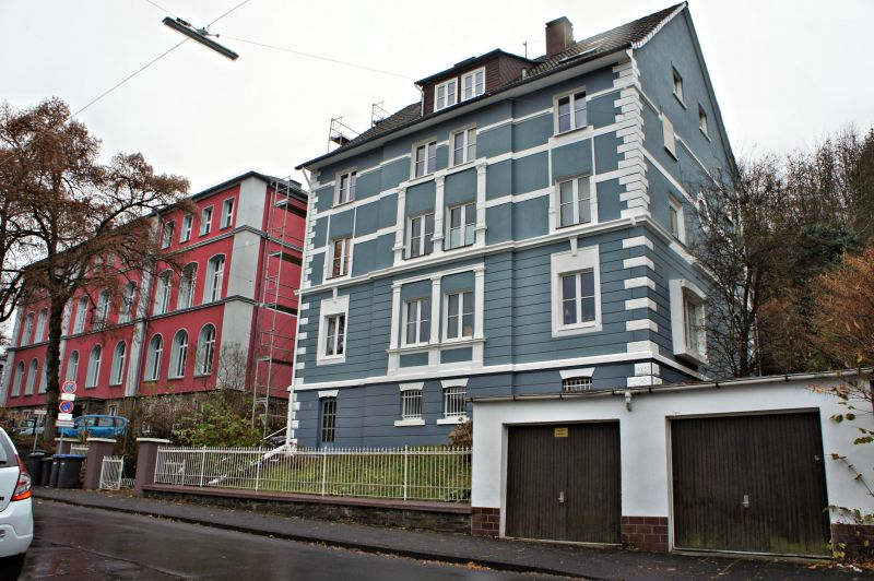 In diesem Haus in der Hans-Kruse-Straße wurde das tote Baby aufgefunden (Foto: Kay-Helge Hercher)