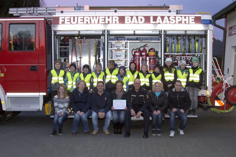 Foto: Freiwillige Feuerwehr der Stadt Bad Laasphe