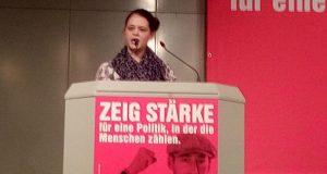 Die Siegenerin Melanie Becker wurde auf die LINKE.Landesliste NRW gewählt. (Foto: privat)