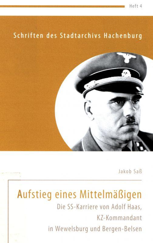 Im Rahmen des Siegener Forums am 19. Januar 2017 stellt der Berliner Historiker Jakob Saß unter anderem seine aktuelle Publikation vor. (Vorlage: Stadtarchiv Siegen)