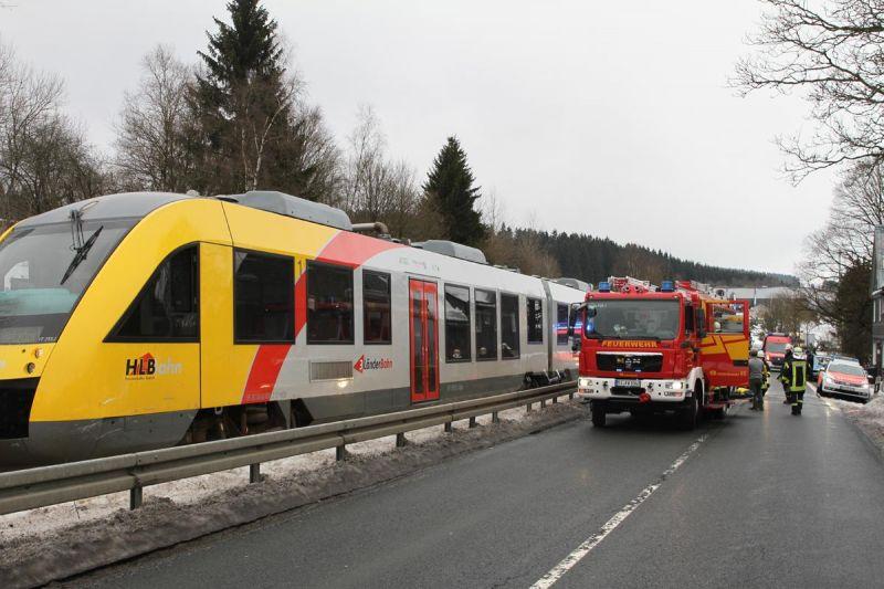 Zugunfall-Erndtebrück