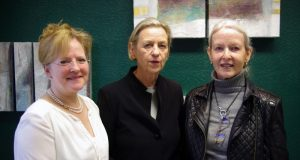 v.l.: Helga Kellner, Vera Becker, Dr. Sabine Heinke (Foto: privat)